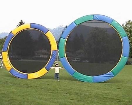 Vikan Trampoline for sale in Canada, Calgary, Edmonton, Vancouver, Toronto