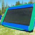 Vikan 17ft trampoline