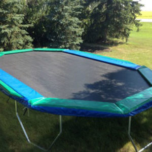Vikan 20ft Trampoline Round Trampoline for sale in Calgary, Edmonton, Vancouver, Toronto