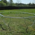 Setting Up Octagon Trampoline Canada | Calgary, Edmonton, Vancouver, Toronto Trampolines