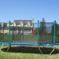 24 foot Trampoline Enclosure Canada | Calgary, Edmonton, Vancouver, Toronto Trampolines