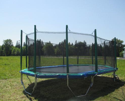 Trampoline Enclosure | Calgary, Edmonton, Vancouver, Toronto Trampolines
